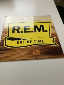 R.E.M Out of time vinyl