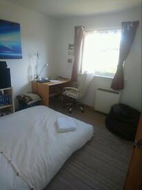 Bright, clean & cosy double room available in 2 bedroom house in Bridge of Earn, Perth. BILLS INC!