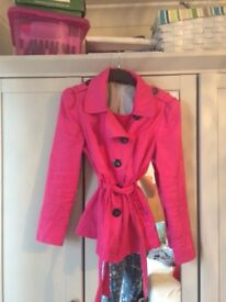 M&S Pink Jacket size 10