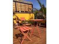 Chic garden furniture set - brand new