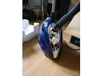 Steam One H240 - Ironing Centre Vertical/Steam Cleaner metallic silver