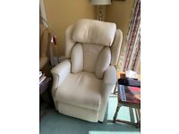 Luxury Electric Rise and Recliner Armchair