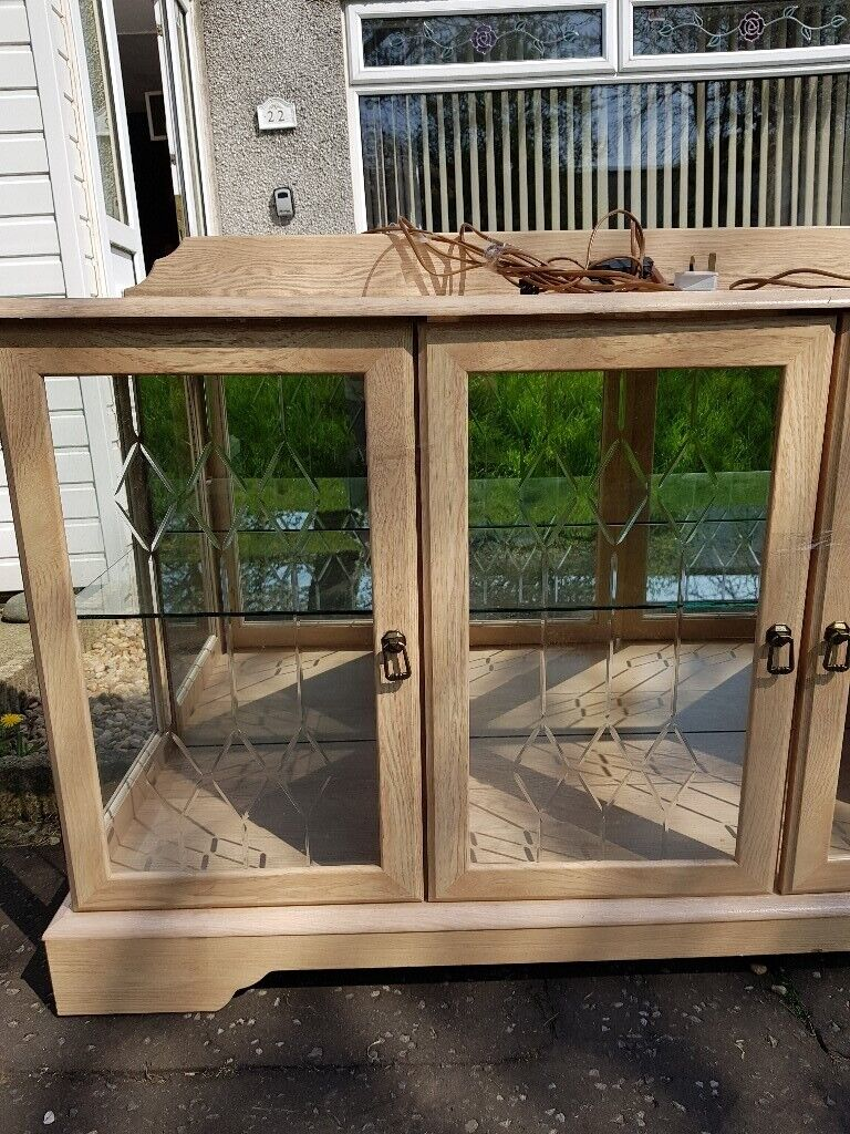 Small Sideboard Display Cabinet