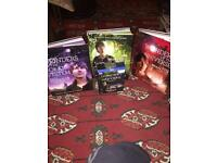 Brian Cox Wonders Collection blu ray and books