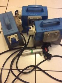 rcd splitter boxes