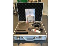 PROFESSIONAL PODCASTING/RECORDING/GAMING MICROPHONE KIT. SAMSON CO3U USB. Multi Pattern Mic