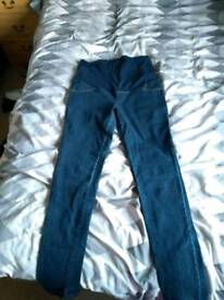 Brand new over bump maternity jeans