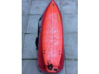 Reduced! Spider Surfboard - Great condition!