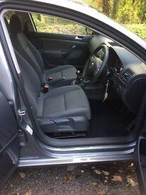 Volkswagen Golf S80 five door Hatchback,30,000 warranted miles,with new MOT.