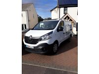 Renault Trafic dci 120 business NO VAT Warranty Only 41,650 miles FSH Air con immaculate