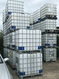 IBC CUBES FOR SALE
