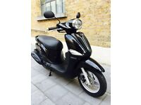 2015 Yamaha Delight 115cc Like Brand new £1100