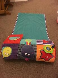Mamas & Papas Activity toy and rug