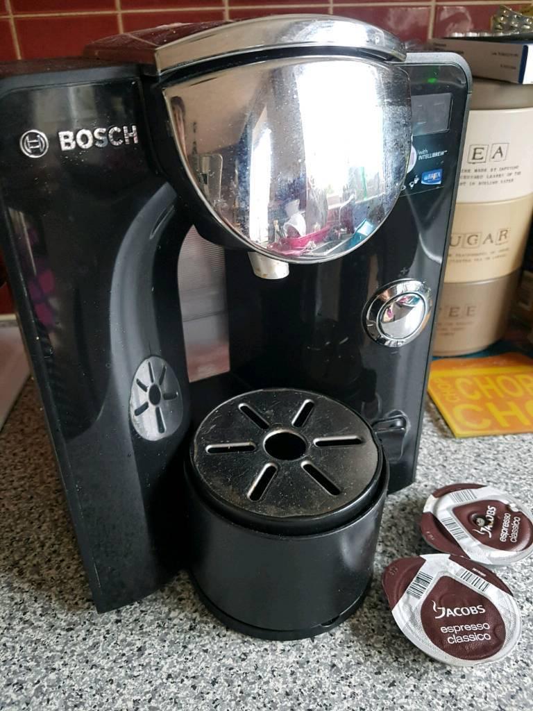 Bosch coffee maker cost 70