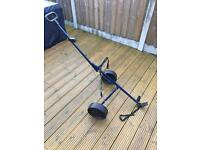 Golf cart trolley (foldable/collapsible)