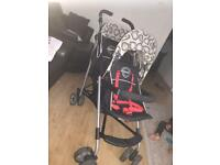 Cosatto duet lite stroller great condition £40 ono
