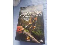 Ax Men Season One DVD Boxset
