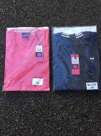 Brand new girls/lady's HENLEYS clothing