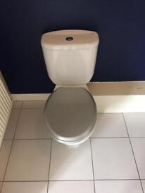 Toilet and sink - great value