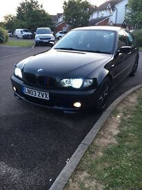 BMW E46 320d MSport. Best example out there by far! Handles beautifully and corners magnetically!