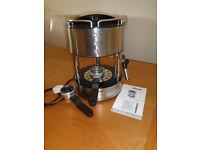 "Espresso machine for ""real"" coffee"