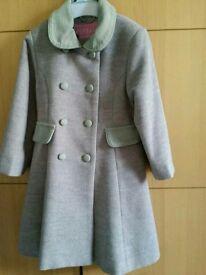 Girl coat 4-5
