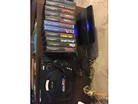 Megadrive console and 11 game bundle includes both Street Fighters and streets of rage 1+2!