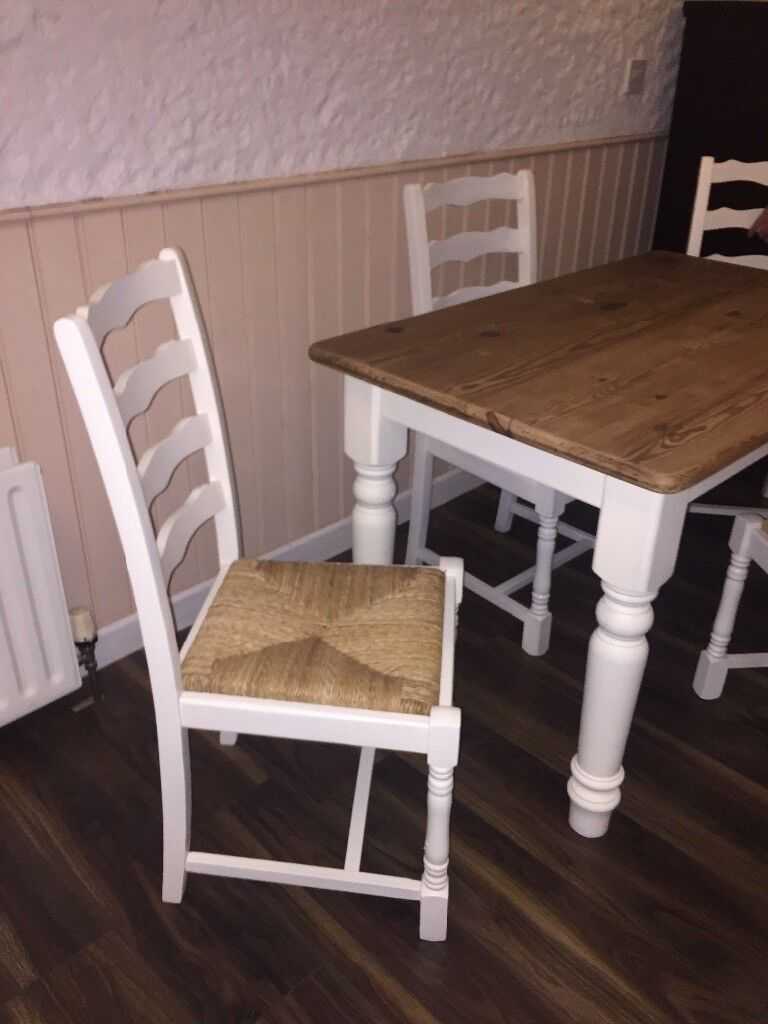 Dining Table And Four Chairs In Omagh County Tyrone