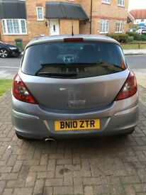 Very clean Vauxhall Corsa , 1 year mot, 1.2 litres, 2 previous owners, service history.