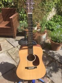 Martin Acoustic-Electric Guitar