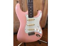 Fender Japan 60's Reissue Stratocaster – 1996/97 - Shell Pink - Rare!!