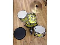 Kids Spongebob Drum Kit