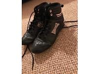 Ladies Lonsdale Boxing Boots