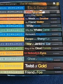 Michael morpurgo books