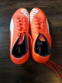 Puma Evo Speed Orange Brand New