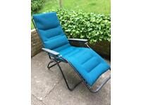 Lafuma Futura Air Comfort - garden reclining chair