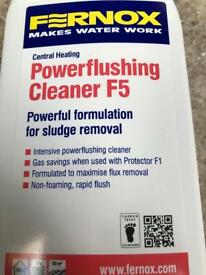 fernox f5 cleaner 5 tubs