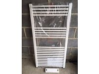 Radiator, Towel radiator, Brand new and boxed, White 600mm x 1200mm only £75