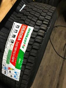DOUBELSTAR 245-70R19.5 | FLATBED CHRIMIRCAL TRUCKS TIRES | BRAND NEW START FROM $170.00 FOR EACH