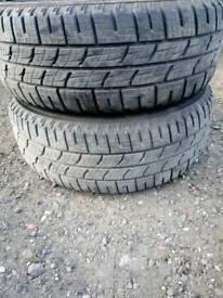 Rangerover Tyres