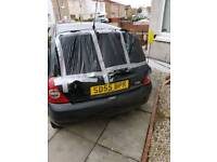 Renault clio 55 plate
