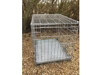 Dog crate - for terrier or small dogs or puppy