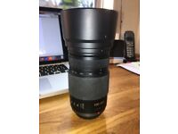 LUMIX G Vario Lens, 100-300mm, F4.0-5.6 ASPH