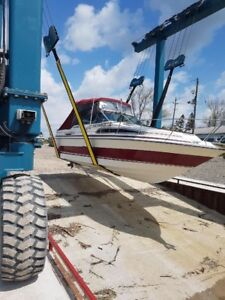 25' SeaRay for sale
