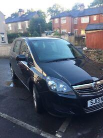 Vauxhall zafira 37k £6000