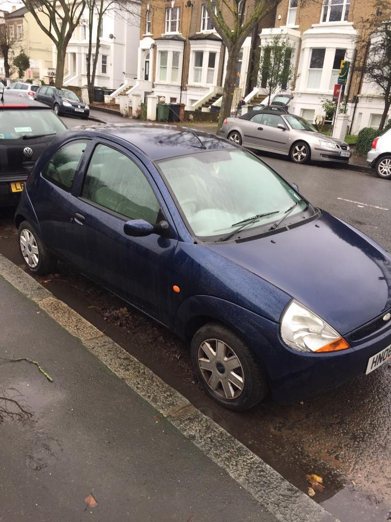 Ford Ka  For Parts Fixing