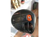 Cobra F6 driver stiff shaft