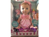 Luvabella Interactive Doll by Spinmaster- Brand New Boxed 4 available