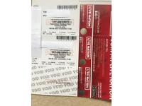 2 x Taylor Swift Tickets (Etihad Stadium)