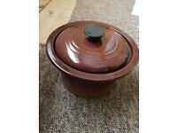 Stonewear pot